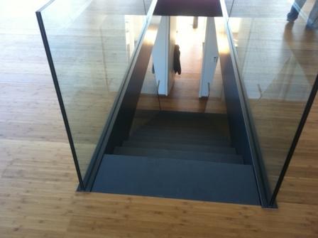 Epox Beschichtungen Stiegenbeschichtung Stahltreppe 01