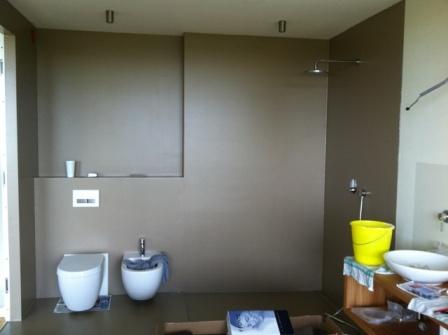 Epox Beschichtungen Wandbeschichtung Nassräume Badezimmer Dusche07