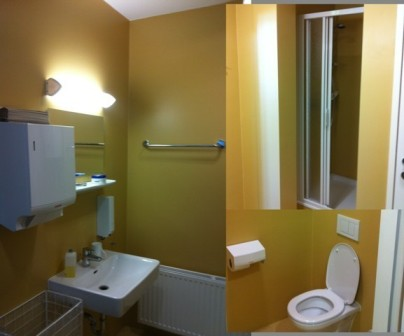Epox Beschichtungen Wandbeschichtung Nassräume Badezimmer Dusche01