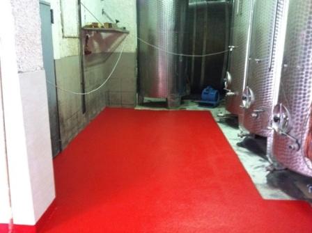 Epox Beschichtungen Industrieboden Funktionsbeschichtung Weinbau Epoxyboden Epoxidharz1